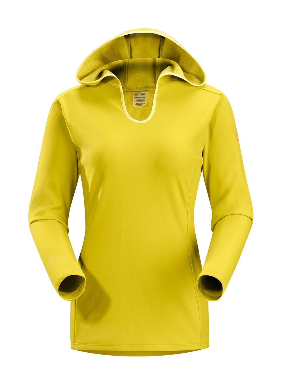 Arcteryx Chartreuse Phase SV Hoody